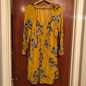 Size XL Old Navy floral dress